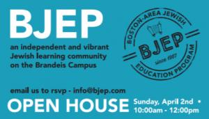 BJEP Open House